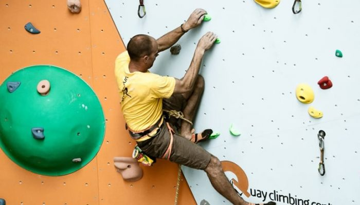 Coaching – the fastest way to climb harder and stronger
