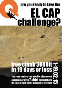 El Cap – the easy way…