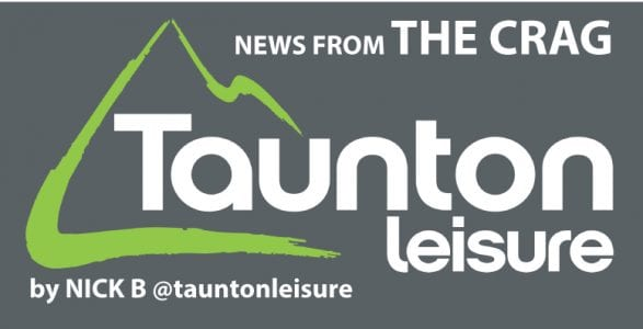 June – News from the Crag by Nick B @tauntonleisure