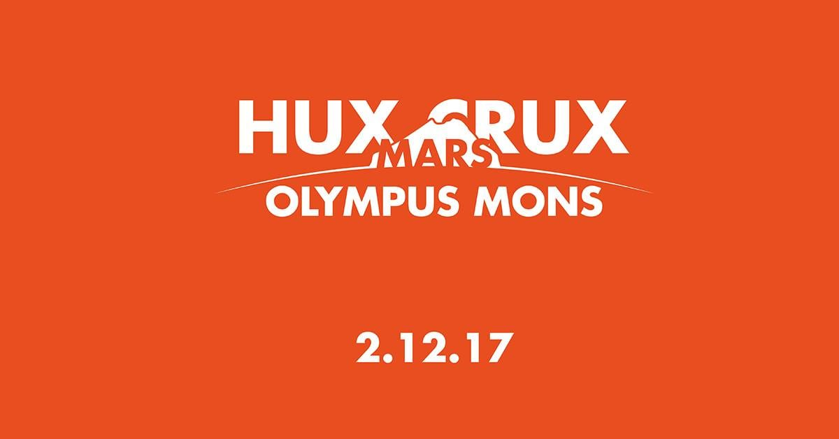 The Hux Crux Challenge is BACK – Join us!